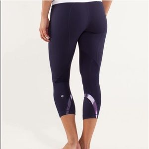 Lululemon Run Inspire Crops